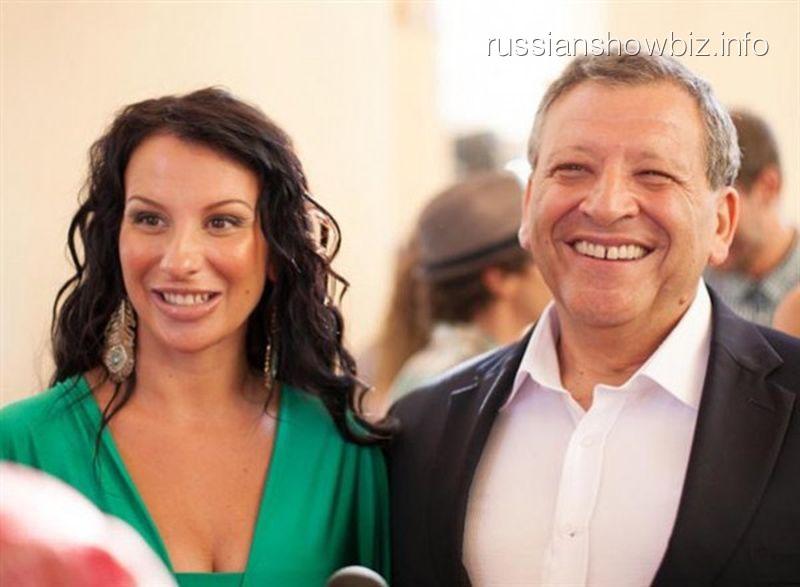 Анна Панасенко и Борис Грачевский