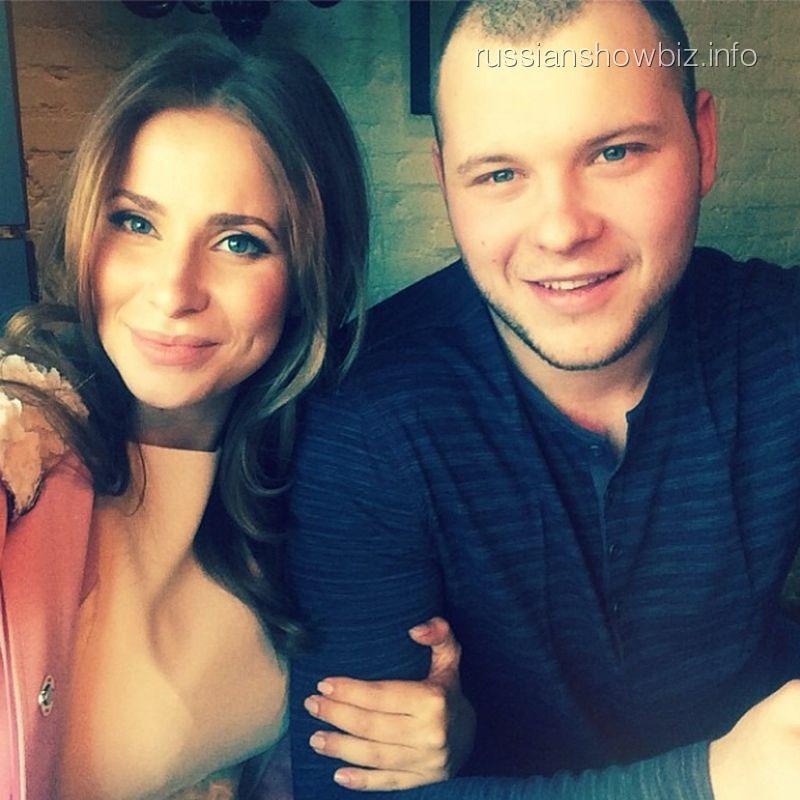 Сергей Бондарчук с женой