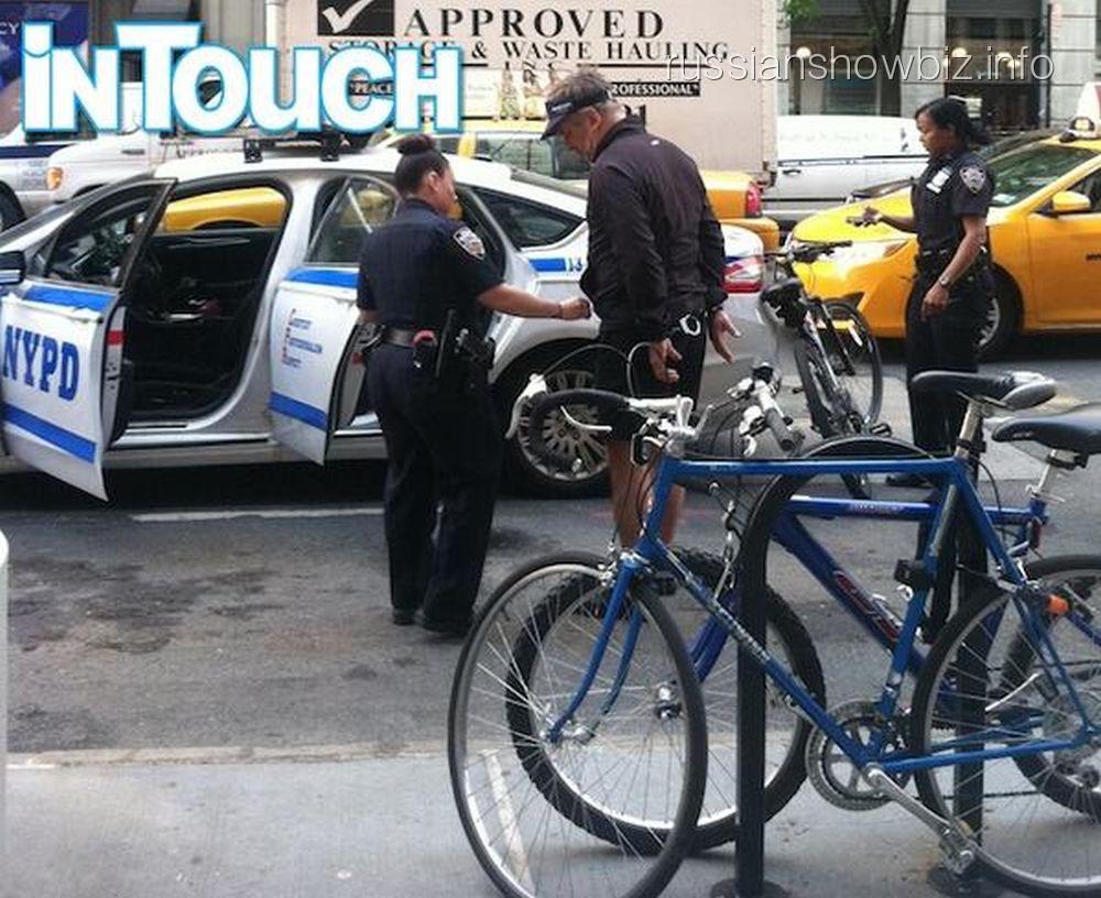 Алек Болдуин задержан полицией Нью-Йорка