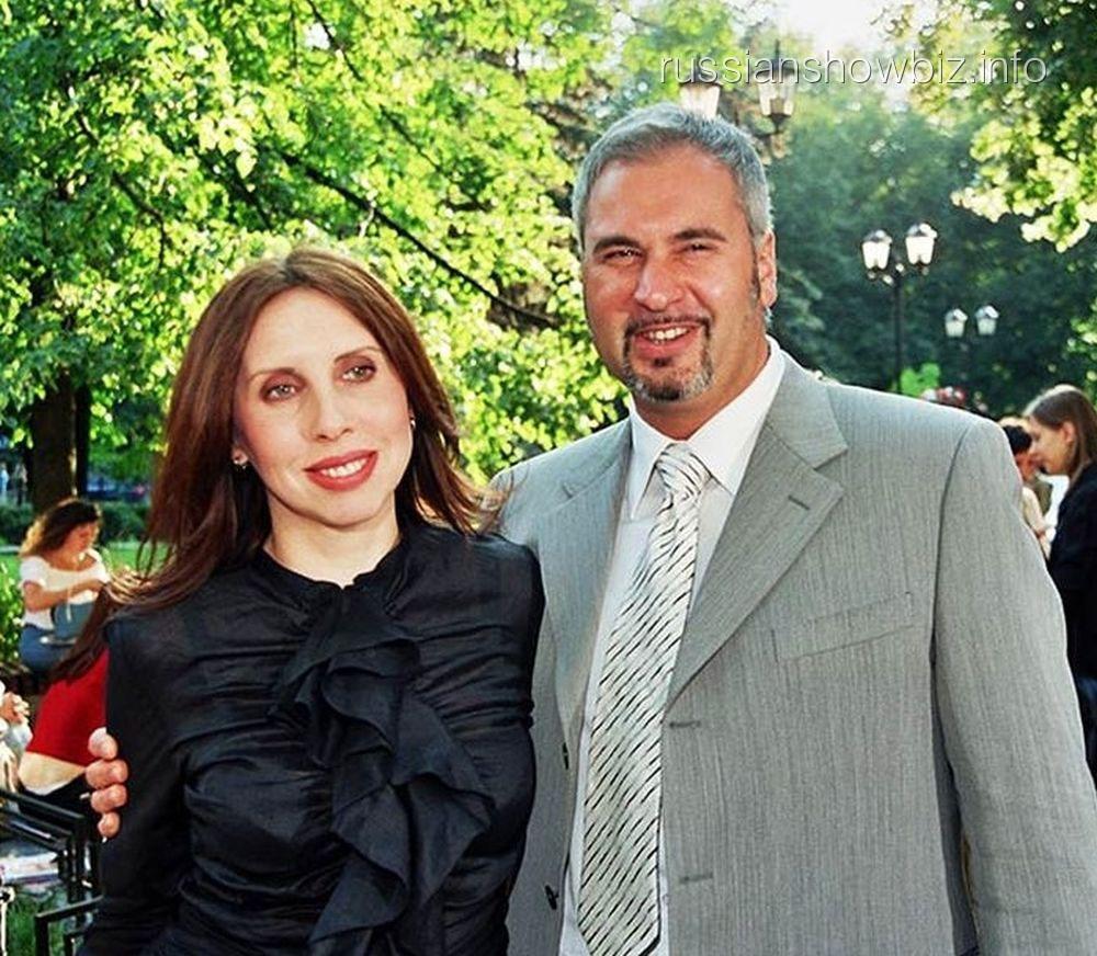 Валерий Меладзе с бывшей женой