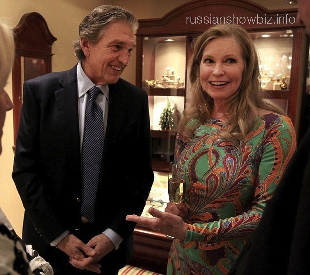 Альберт ДеПриско и Лиза Ниеми