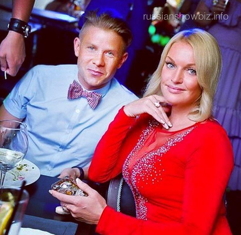 Митя Фомин и Анастасия Волочкова