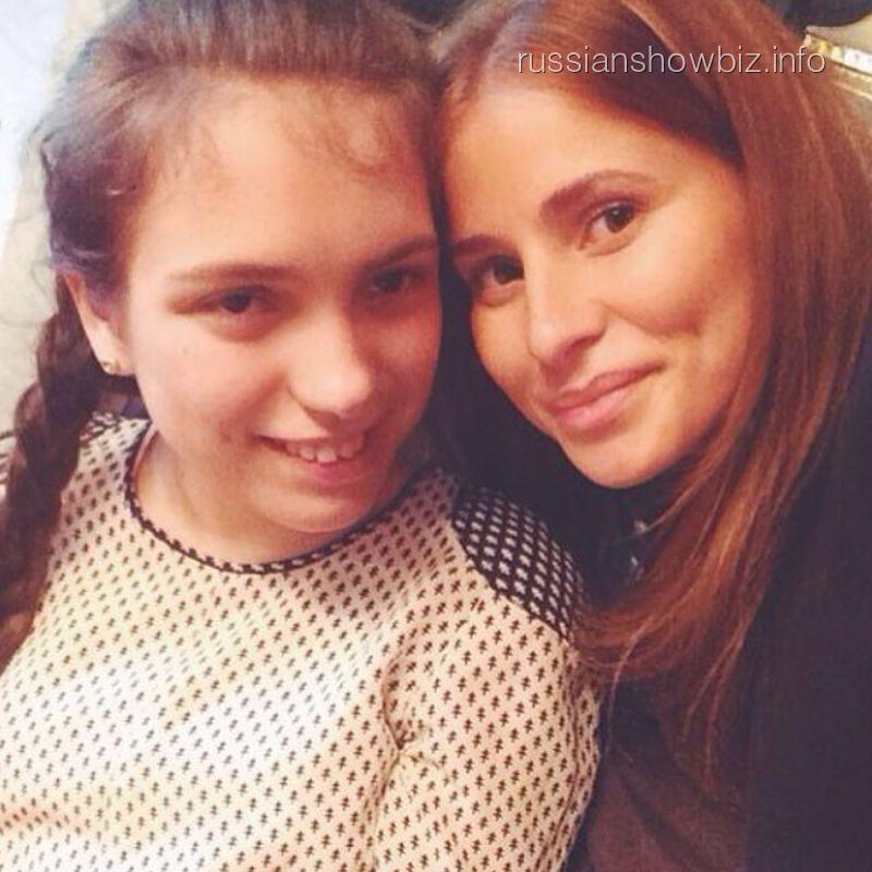 Дочь Светланы Бондарчук и Татиана Мамиашвили