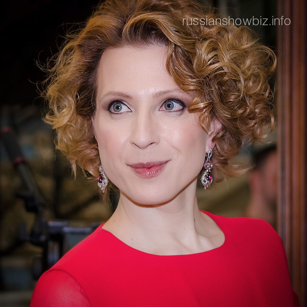 Яна Чурикова (фото - А. Евсграфов)