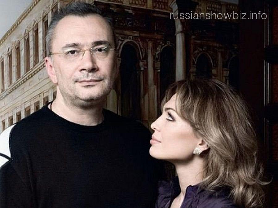 Константин Меладзе и его бывшая жена Яна