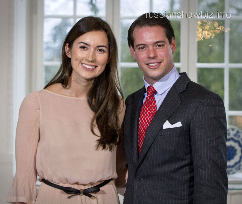 Принц Феликс с женой