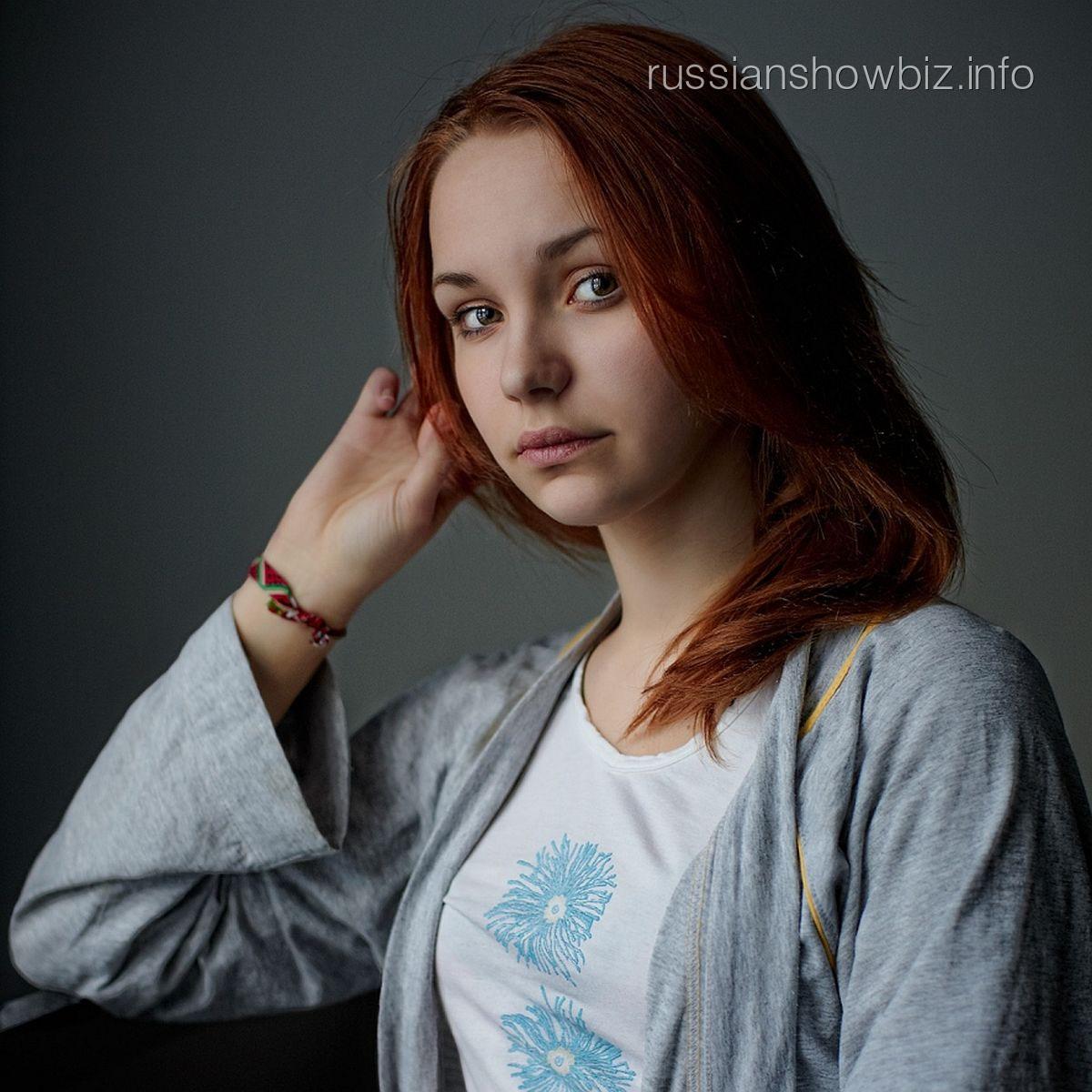 Мария Миронова (фото - Сергей Миронов)