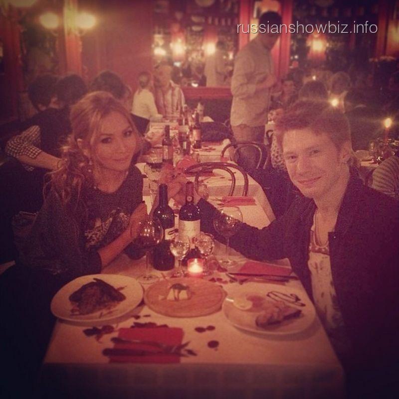 Никита Пресняков с бывшей девушкой Аидой
