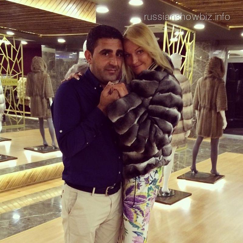 Анастасия Волочкова с Синаном
