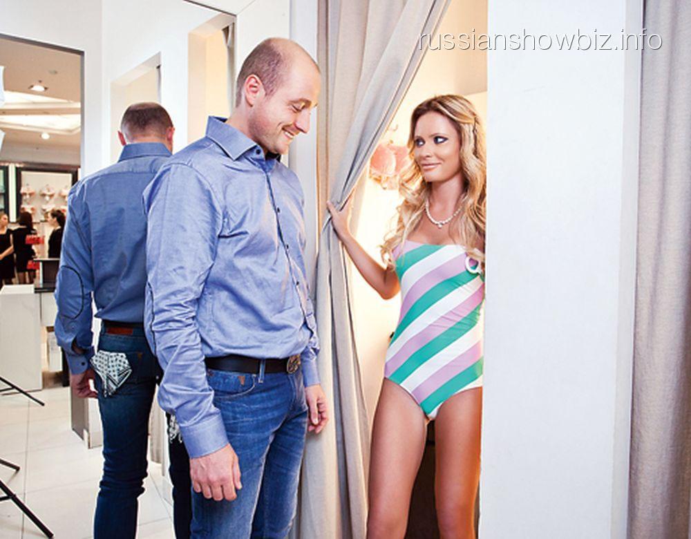 Алексей Панков и Дана Борисова