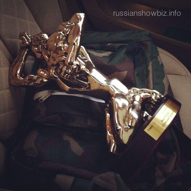 Премия ТЭФИ Ивана Урганта