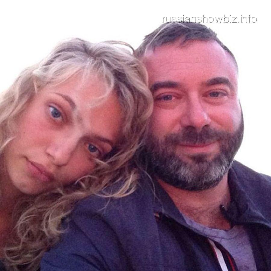Алена Гайваненко и Михаил Киперман