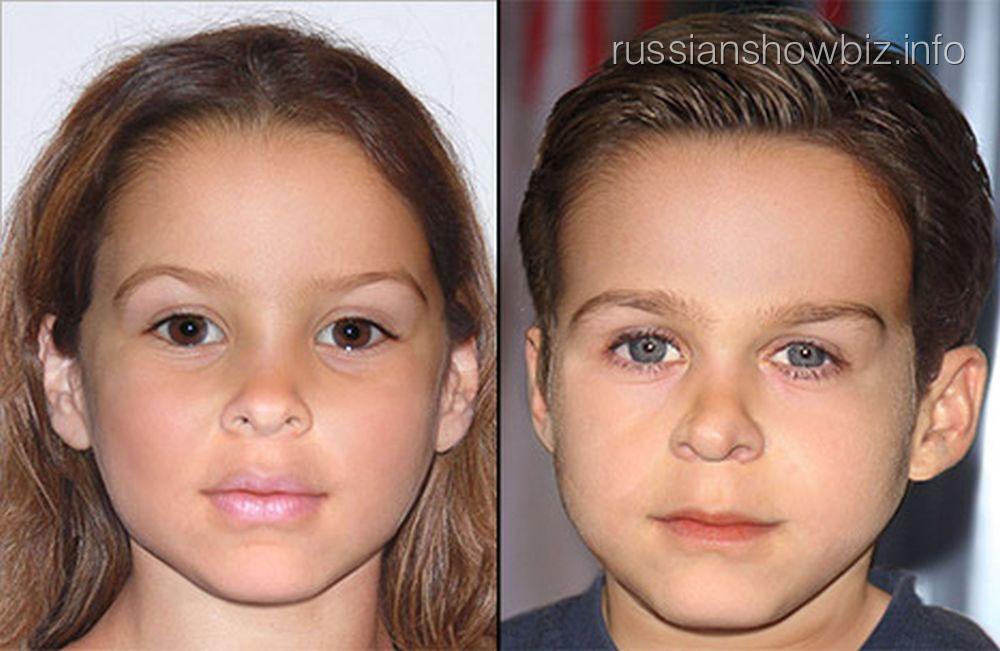 Возможные дети Евы Мендес