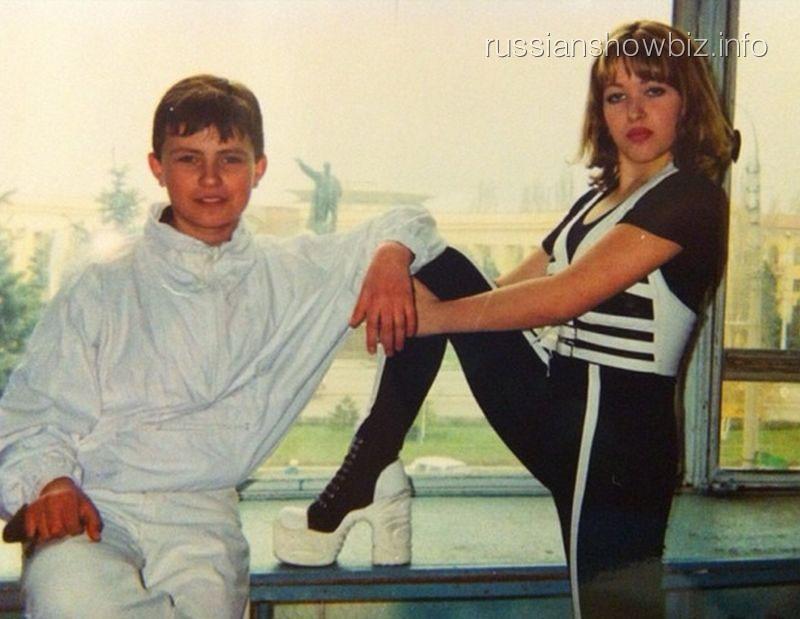 Прохор Шаляпин и Ирина Дубцова
