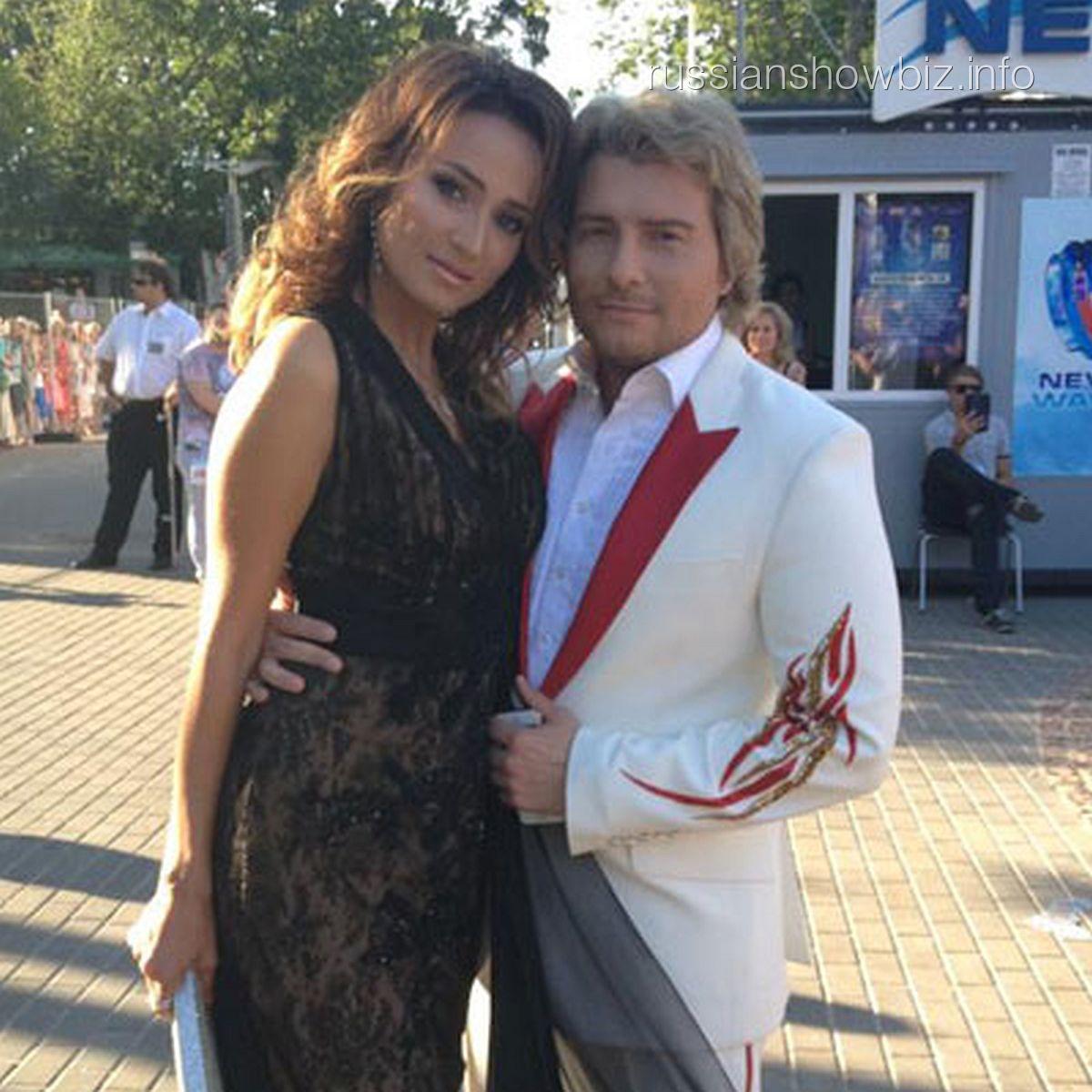 Николай Басков с новой девушкой Софи