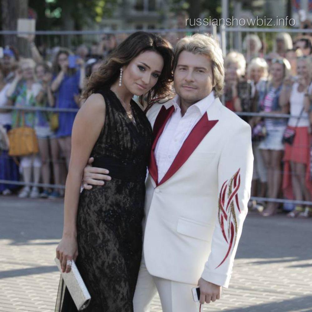 Николай Басков с новой возлюбленной