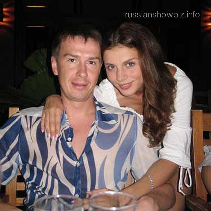 Валентин Белькевич и Анна Седокова