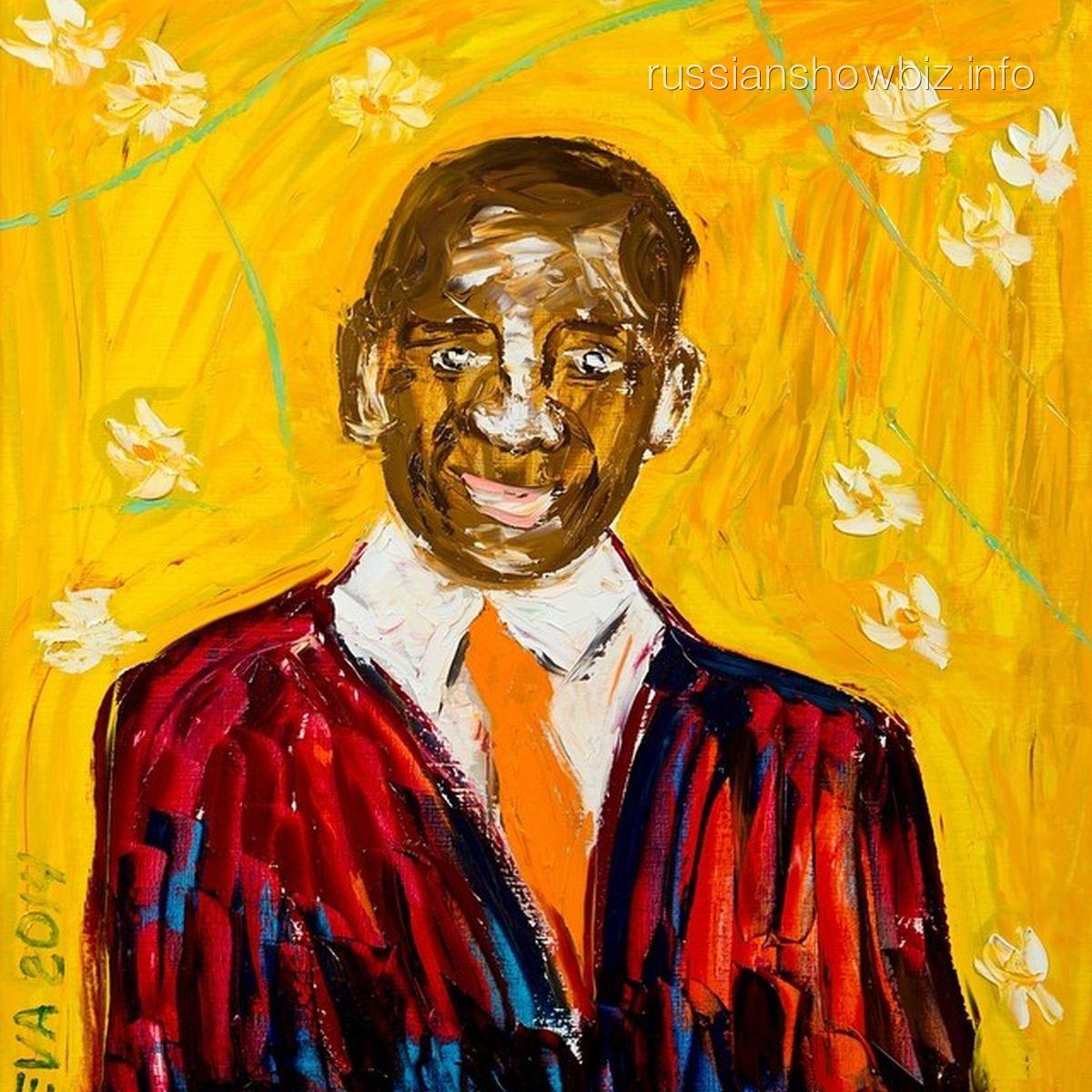 Портрет Барака Обамы