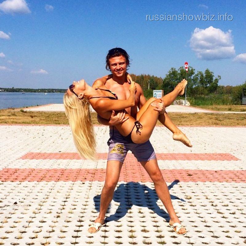 Прохор Шаляпин и Марина Дрождина