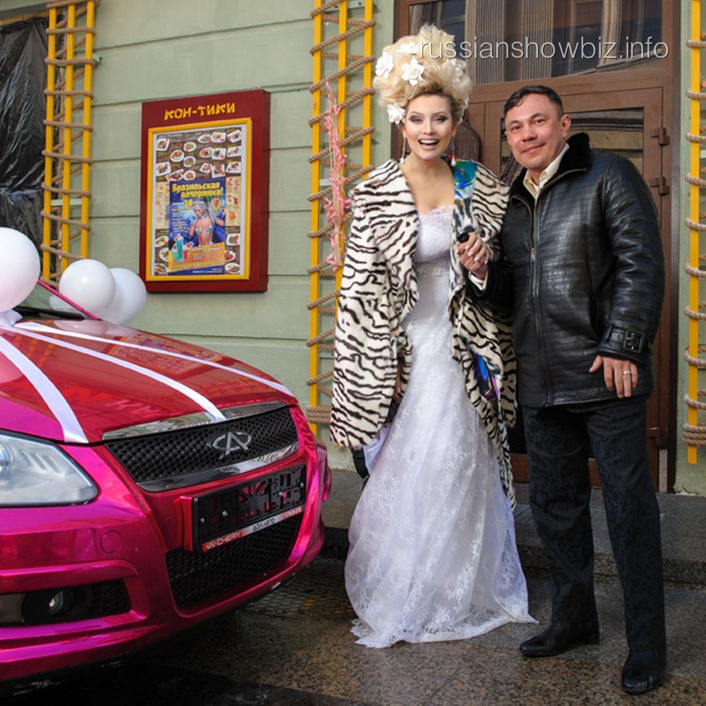 Лена Ленина и Костя Цзю