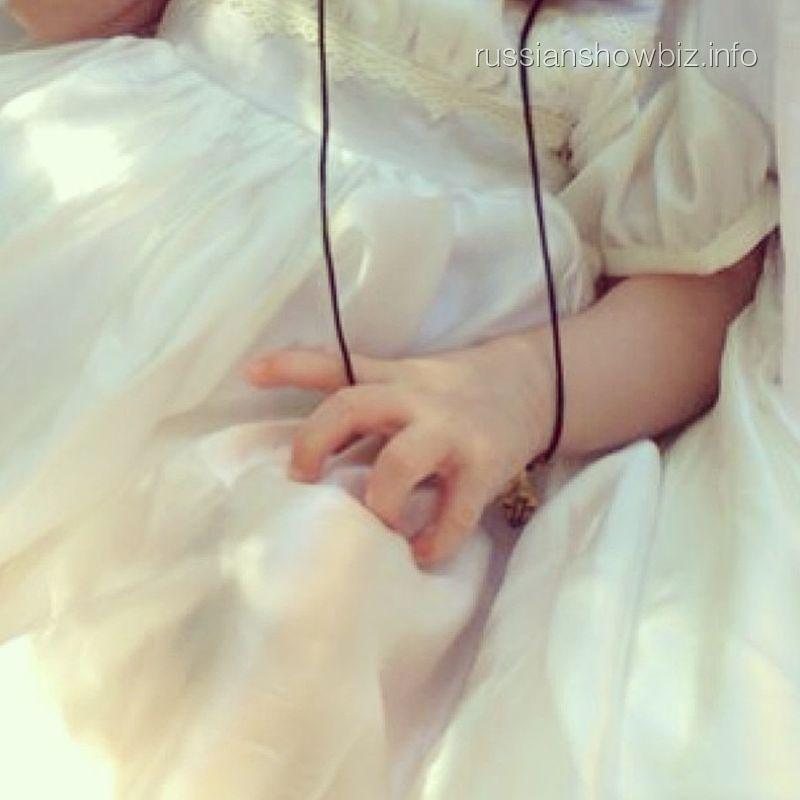 Дочка Елены Исинбаевой