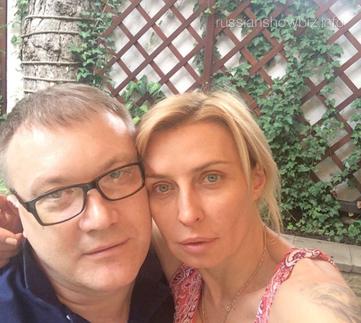 Татьяна Овсиенко с будущим мужем