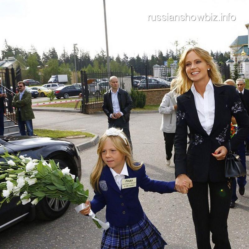 Глюк'оZа с дочкой