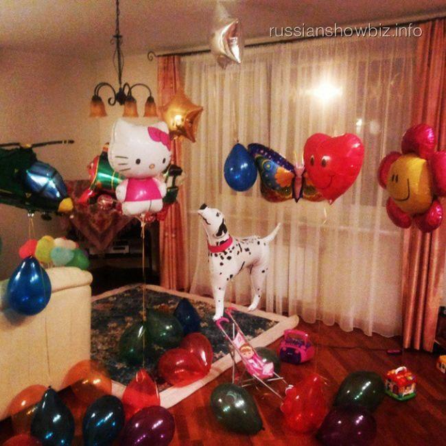 Детская комната Маши