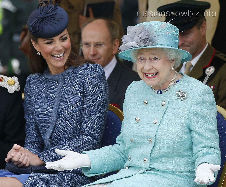Кейт Миддлтон скрывала беременность от королевской семьи