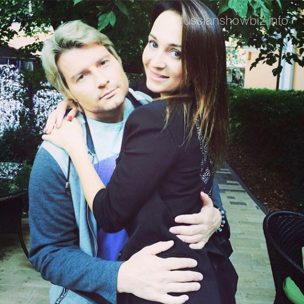 Николай Басков с возлюбленной Софией