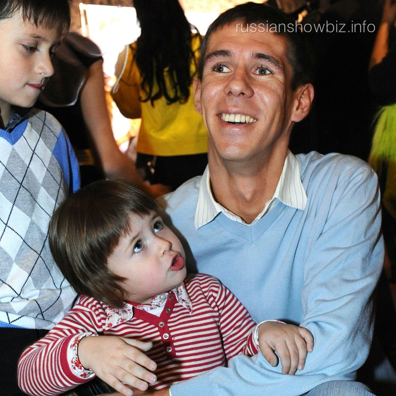 Актер алексей панин семья жена дети фото