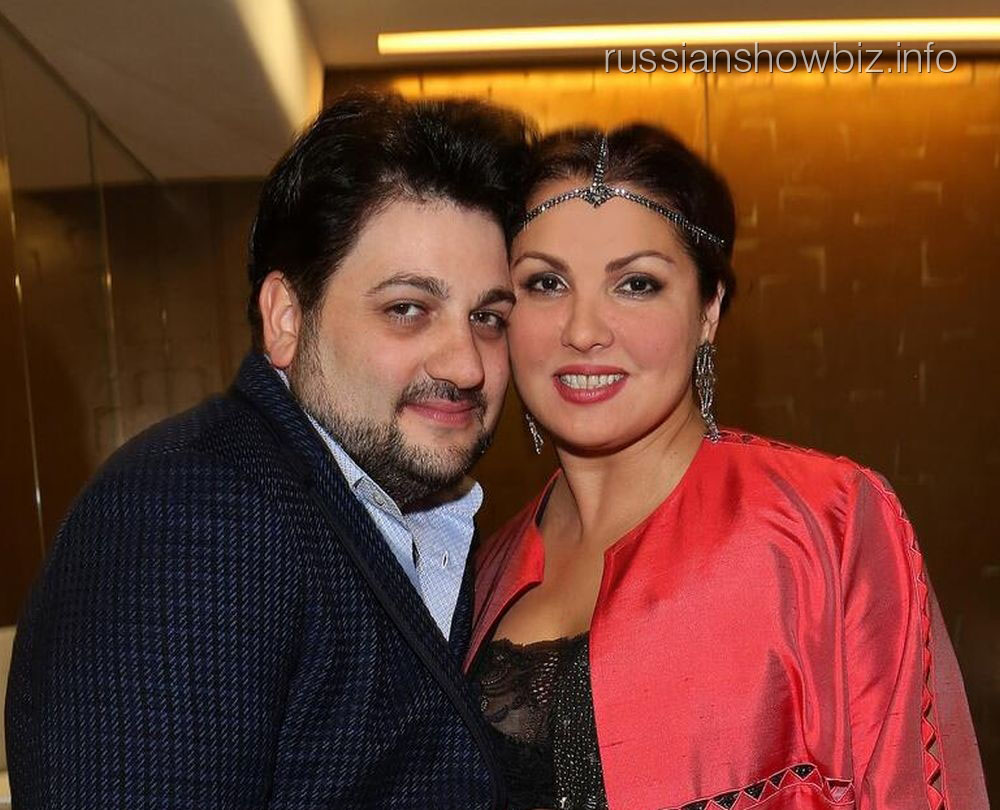 Юсиф Эйвазов и Анна Нетребко