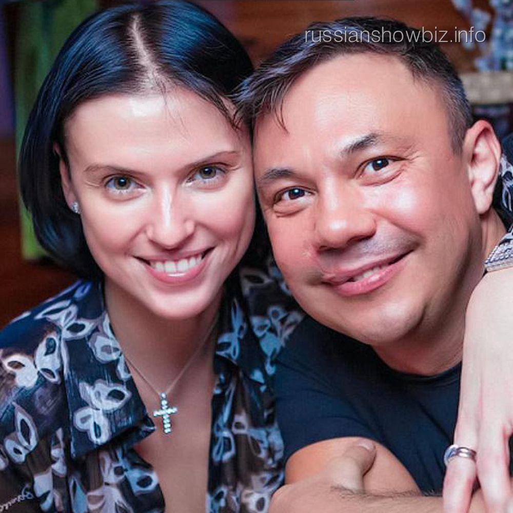 Костя Цзю с возлюбленной Татьяной