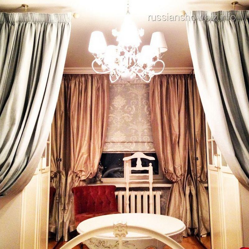 Спальня Виктории Дайнеко