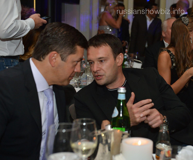 Алексей Нусинов и Евгений Васильев (фото - Super)