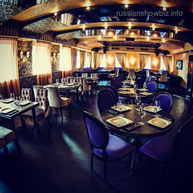 Ресторан Виктории Лопыревой