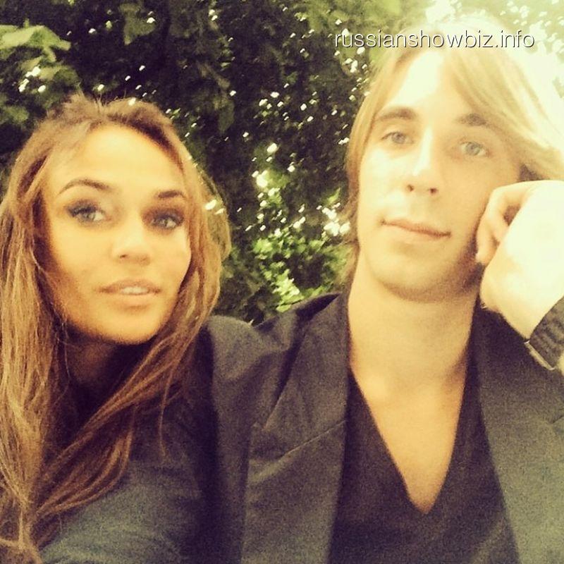 Алена Водонаева и Юрий Андре