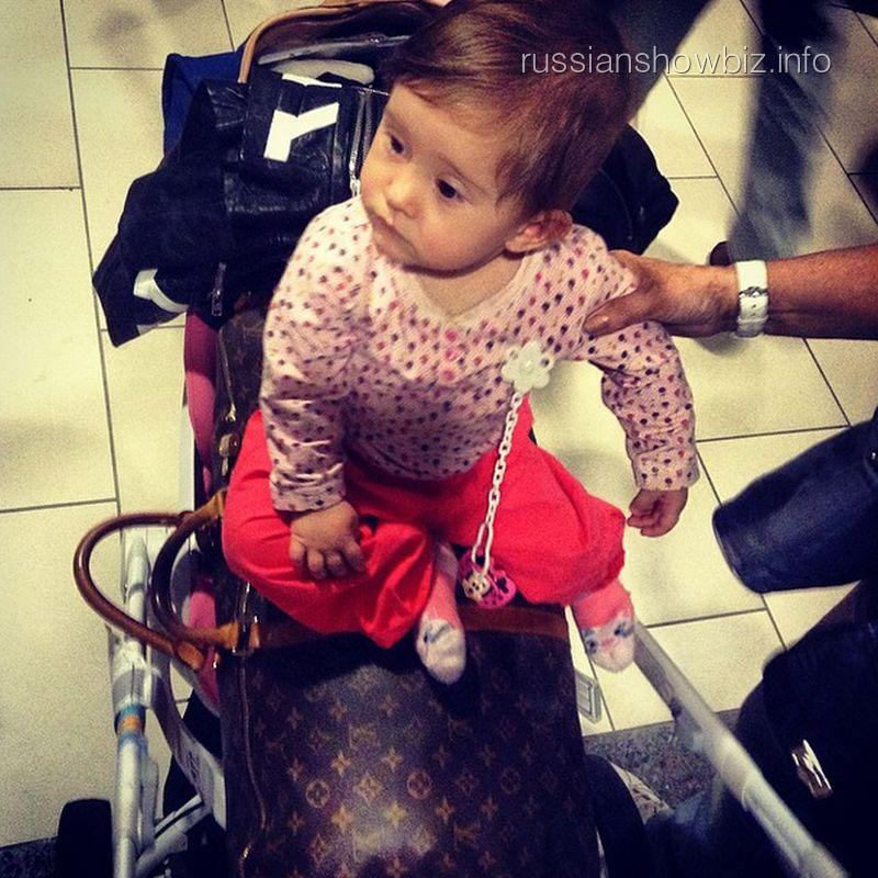 Дочка Тани Терешиной