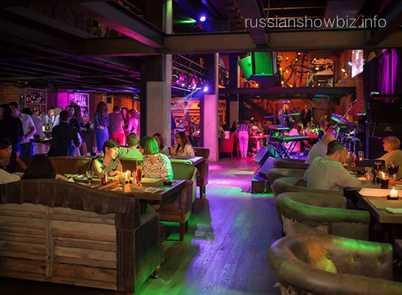 Ресторан Сергея Мазаева