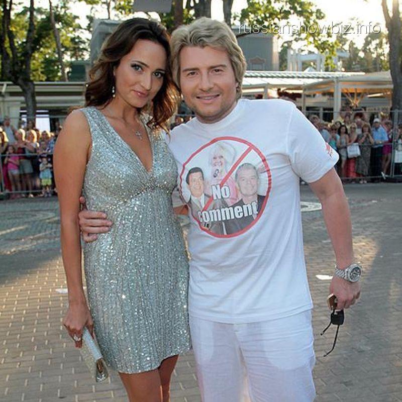 Николай Басков с свозлюбленной Софи
