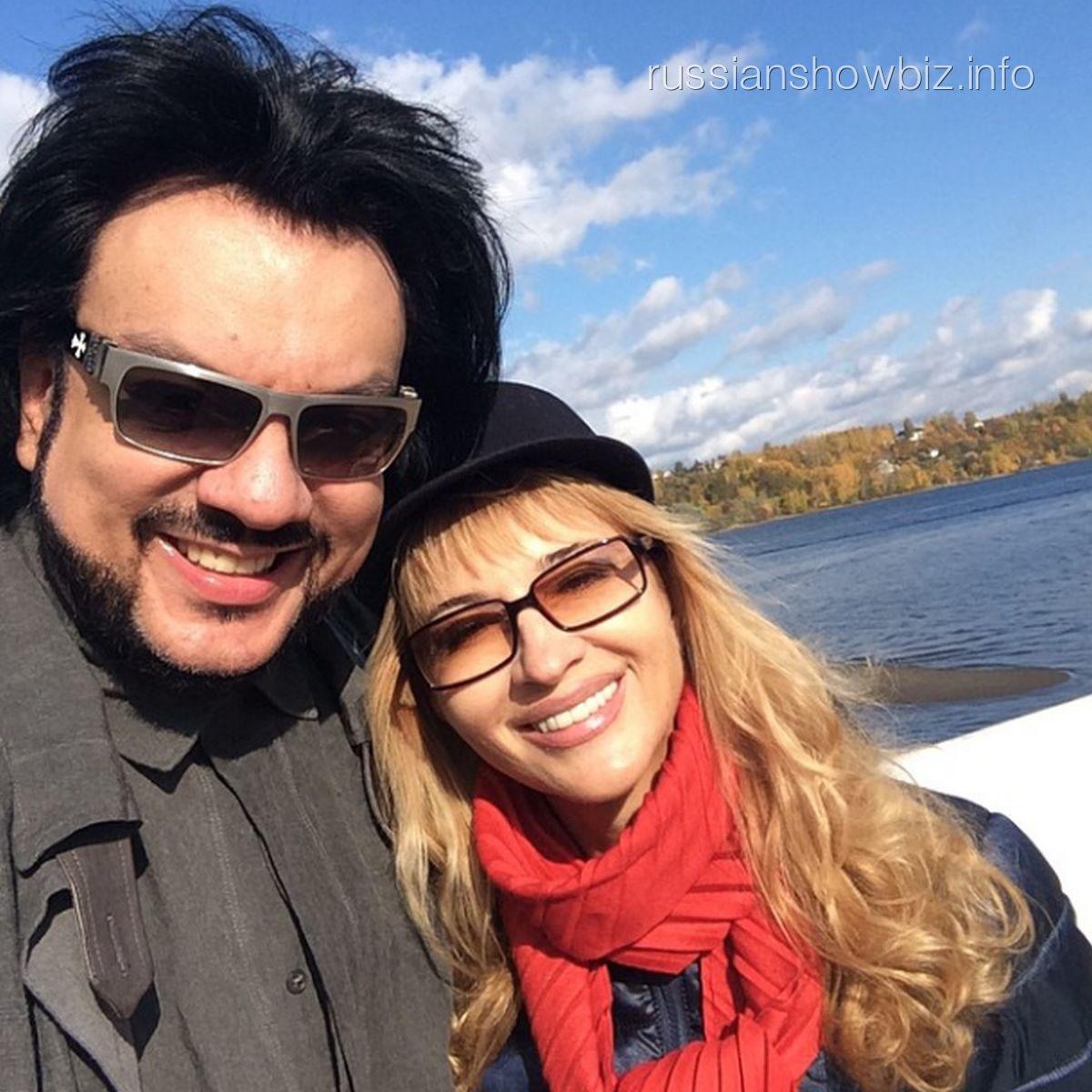 Филипп Киркоров с мамой Данилы Козловского