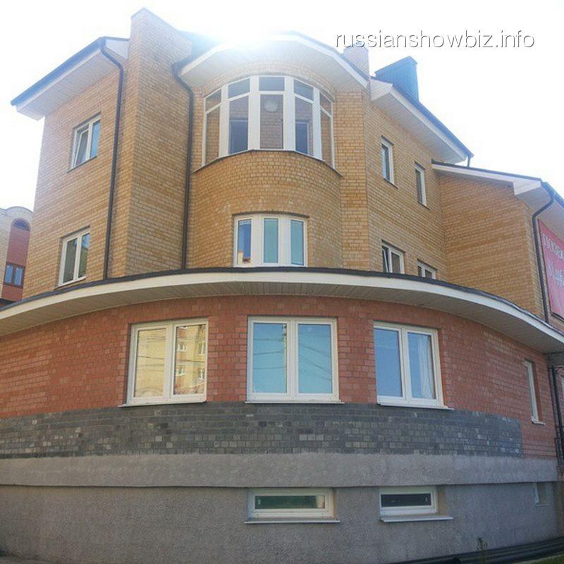 Дом Антона и Виктории Макарских