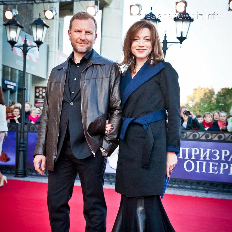 Алена Хмельницкая с новым избранником