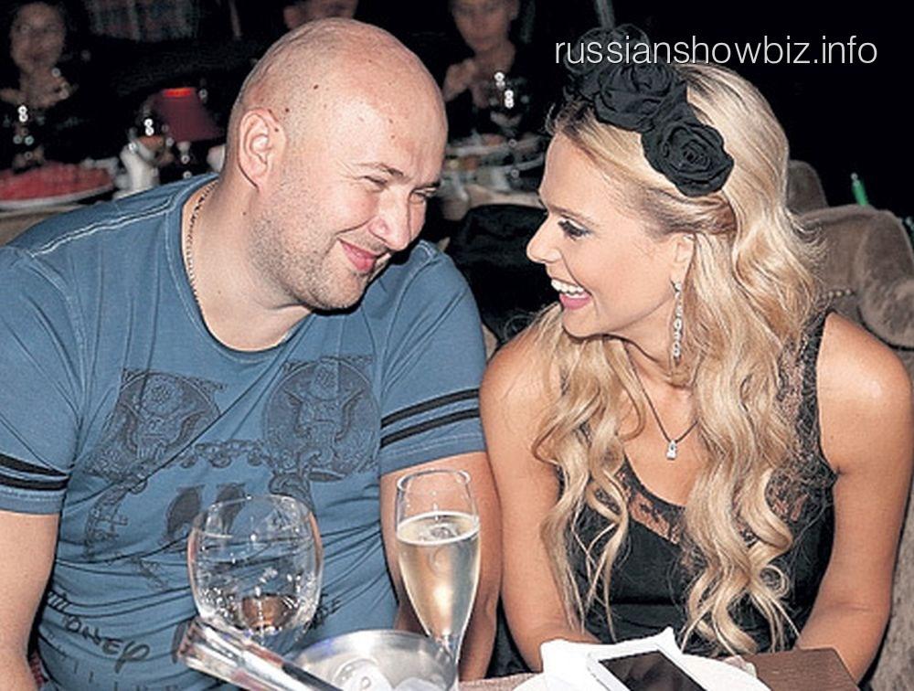 Ксения Новикова с новым возлюбленным