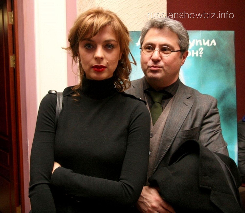 Дмитрий Месхиев с бывшей женой