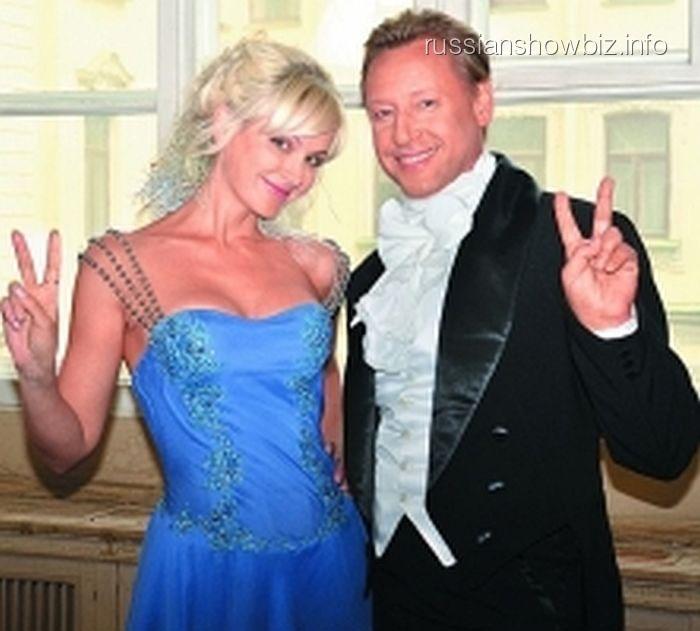 Натали и Дмитрий Харатьян