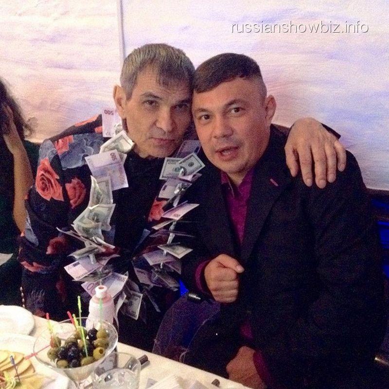 Бари Алибасов и Костя Цзю