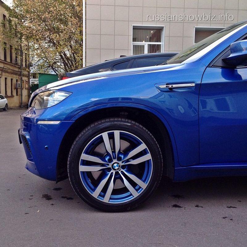 Автомобиль Павла Воли