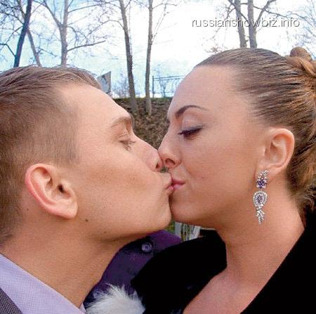 Наталья Фриске с мужем
