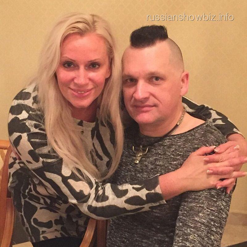 Наталья Гулькина и Сергей Лемох